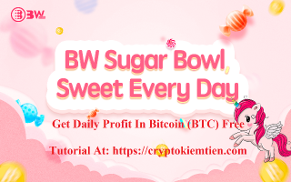 Rewards Program Of BW Exchange – You Will Get Daily Profit From 1 Bitcoin (BTC) Free In 30 Days