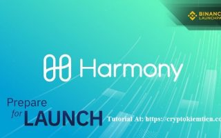Harmony Token Sale Details On Binance Launchpad – How To Join And Buy Harmony (ONE) Token?