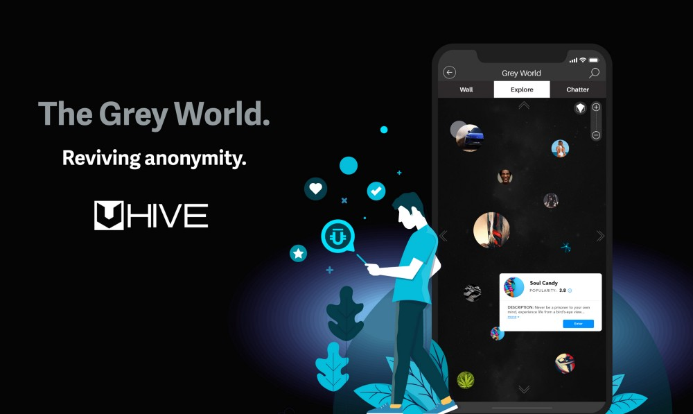 Become a UHiver and get 500 FREE tokens!