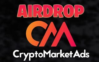 Cryptomarketads Airdrop CMA Token Round 2 – Earn Free 1,300 CMA Tokens – Worth The $13 – IEO On IDAX Exchange