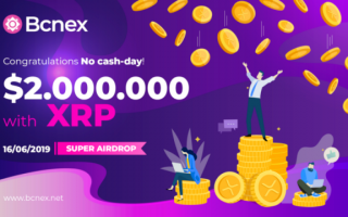 Bcnex Exchange Airdrop XRP – Earn Free $50 Of XRP – Top 3 Of CoinMarketCap And Trading On Multiple Exchange
